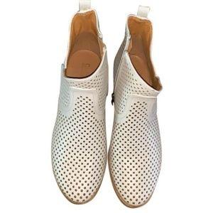 Catherine Malandrino Shoes - Catherine malandrino ryleigh cutout booties
